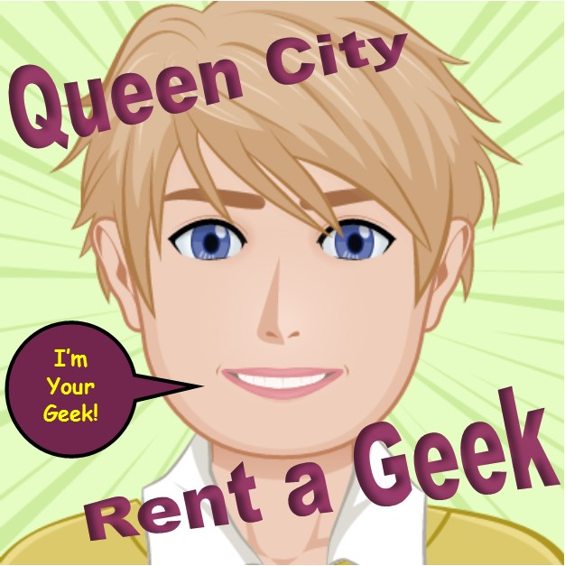 Queen City Rent a Geek